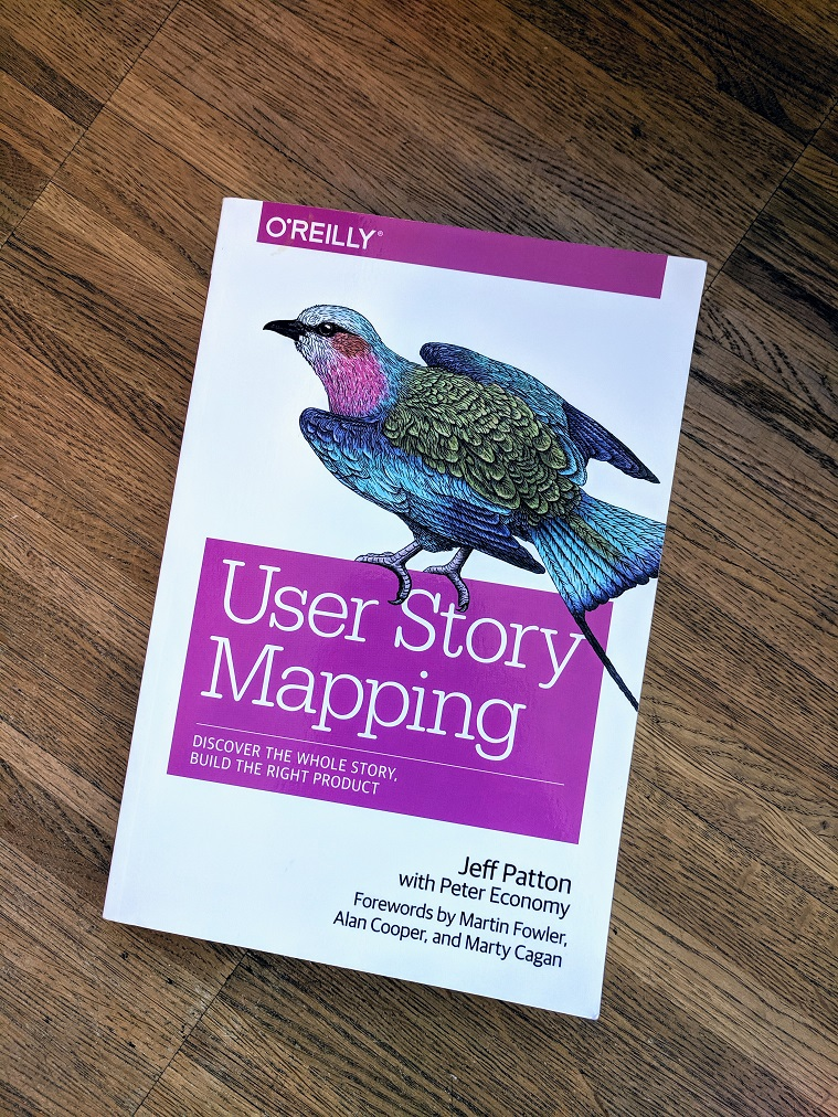 User Story Mapping by Jeff Paton.